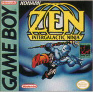 Zen inter gameboy