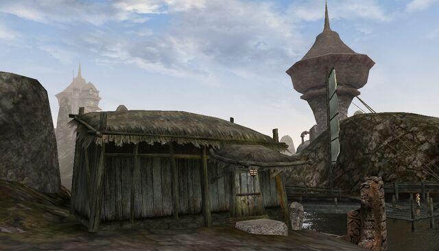 File:TES3 Morrowind - Dagon Fel - Omni Hard-Mouth's House exterior.jpg