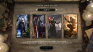 Dunmer Character Creation Legends