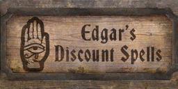 File:TESIV Sign EdgarsDiscountSpells.png