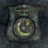 TESIV Sign Two Sisters Lodge