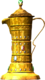 Jeweled flagon