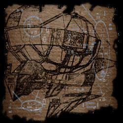 Morrowind - Dwemer Airship Plans