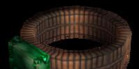 Engraved Ring of Healing