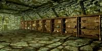 Warehouse Bookshelves (Bookshelves)