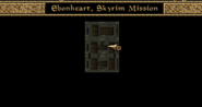 Ebonheart, Skyrim Mission Map Morrowind