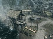 Solitude sawmill
