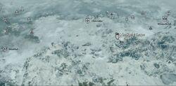 Snowpoint Beacon map