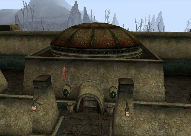File:TES3 Morrowind - Molag Mar - Temple exterior.jpg