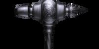 Steel Warhammer (Oblivion)