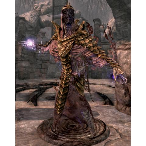Nahkriin - Kapłan broniący portalu do Sovngardu