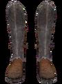 Iron Boots (Oblivion) Female