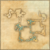 Serpent's Grotto Map