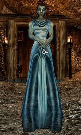 Azura Spirit - Morrowind