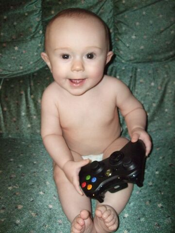 File:Baby with xbox controller.jpg