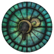 Stendarr Stained Glass Circle