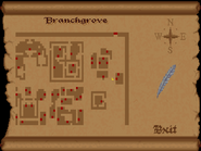 Branchgrove full map