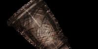 Iron Left Gauntlet