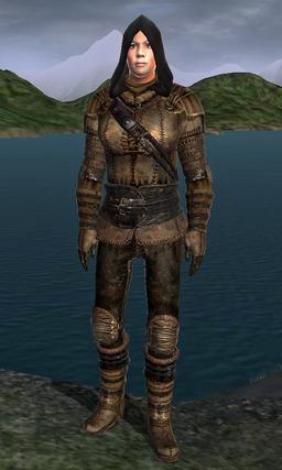 Morag Tong Assassin Armor