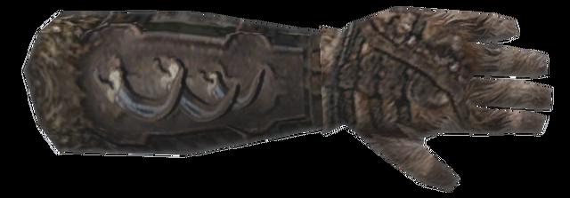 File:Bear Left Gantlet - Morrowind.png