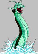 TESRED Concept Serpent