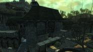 Ma'zaddha's House Back
