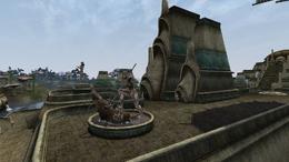 Vivec, High Fane - Morrowind