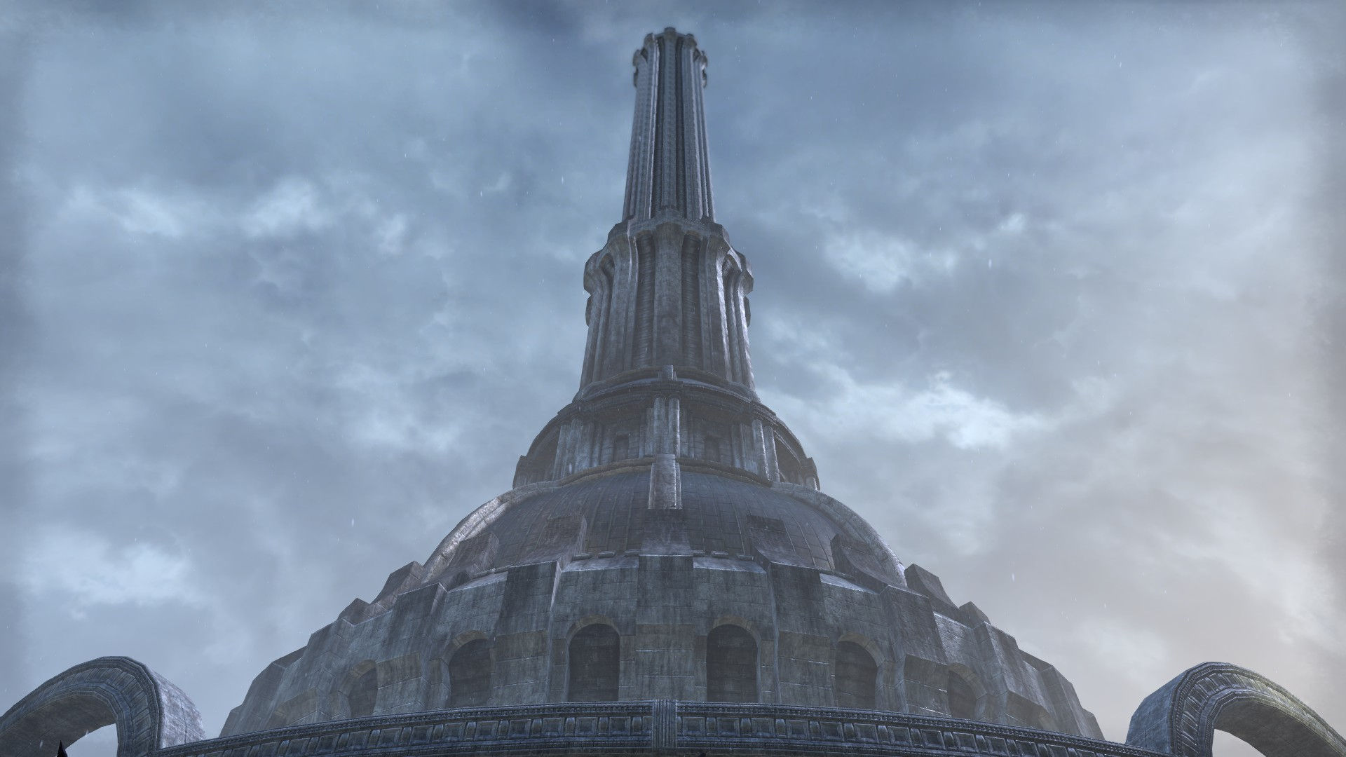 Daedric Armor White-Gold Tower (Onli...