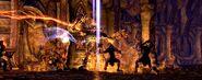 Bone Colossus in Combat