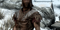 Imperial Legion Soldier (Skyrim)