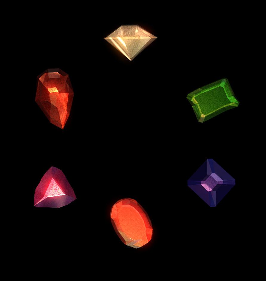 precious gem  skyrim
