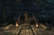 Whom Gods Annoy Sheogorath Statue