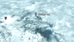 The Serpent Stone (Skyrim) Maplocation