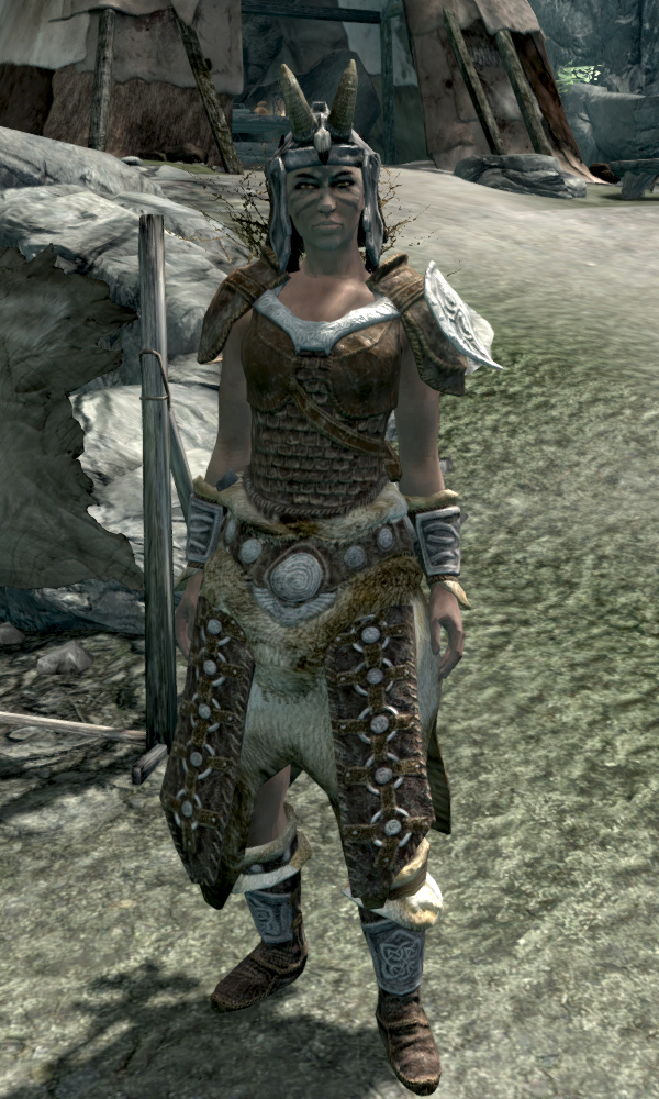 Alternative Scaled Armor at Skyrim Nexus - mods and community