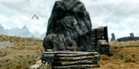 Shrine of Zenithar Ring of Boulders