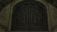 Volunruud Elder Door
