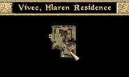 Vivec, Hlaren Residence Interior Map Morrowin