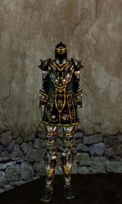 Ebonyarmor Morrowind