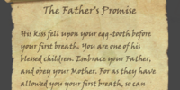 The Father's Promise