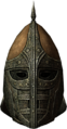 Pale guard helm
