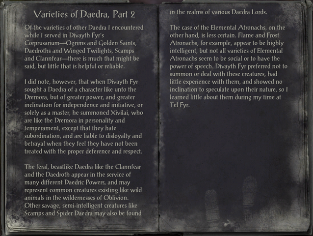 File:Varieties of Daedra, Part 2.png