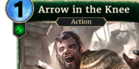 Arrow in the Knee (Legends)