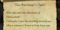 The Amronal's Spell