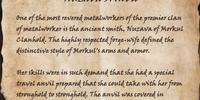 Nuzava's Anvil (Book)