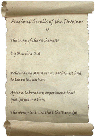 File:Ancient Scrolls of the Dwemer V.png