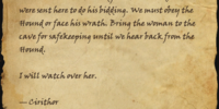 A Ragged Inscription