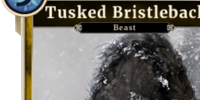 Tusked Bristleback (Legends)