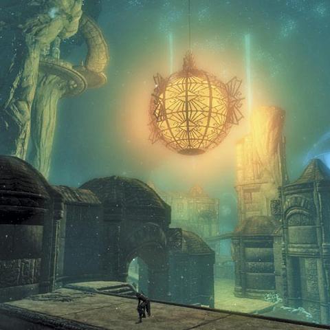 Czarna Przystań, miejsce gdzie znajduje się wieża