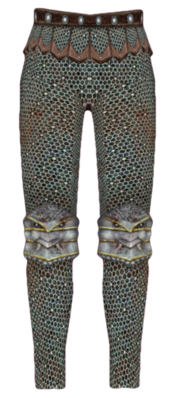 Mithril Greaves