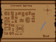 Cormeir Spring full map
